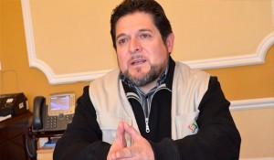 Jose Luis Exeni, vocal del TSE
