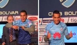 Ferreira vuelve a Bolivar por un año