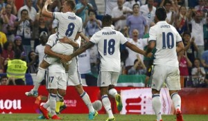 REAL MADRID GANA CON APUROS AL CELTA