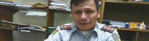 Coronel Germán Cardona presentado evidencia del Caso Terrorismo