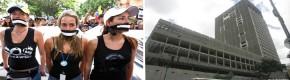 En Venezuela ganan los banqueros y no quedan medios de opositores